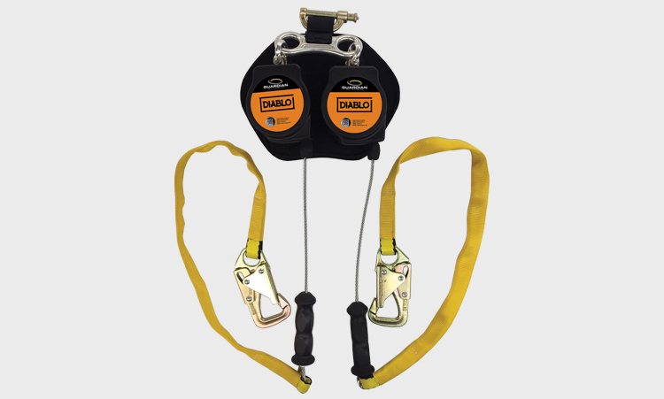 Guardian® Fall Protection SRL's Self Retracting Lifelines