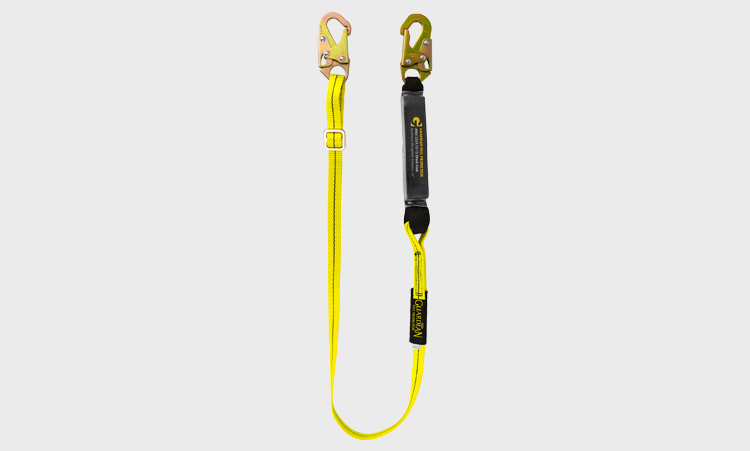 Guardian® Fall Protection Shock Absorbing Lanyards