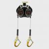 Guardian® 8ft Diablo SRL Leading Edge - Aluminum Rebar Hook Connector (Twin Leg)